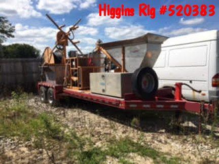 grout unit #520383 geo loop 50 500 higgins rig company