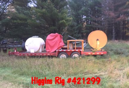 grout unit #421299 2008 geo loop 50 500 higgins rig