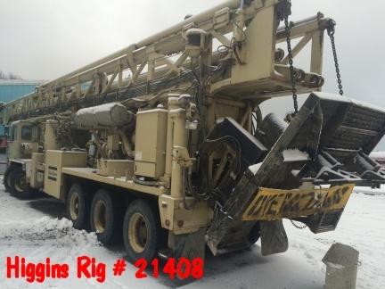 Oilfield Equipment - Higgins Rig Company