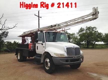 Pump Hoists Higgins Rig Company